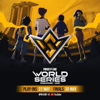 Free Fire World Series 2021 Receives Official Dates