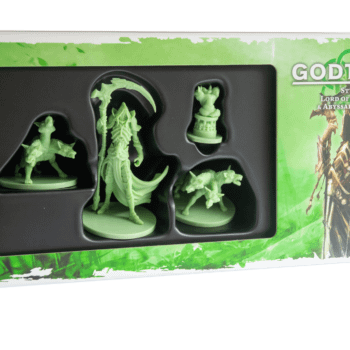 Steamforged Games Releases Styx, A New Champion, Into Godtear