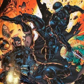 Snake Eyes Trademark/Copyright Missing From Batman/Fortnite #3?