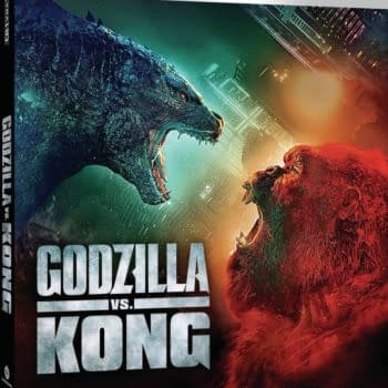 Godzilla Vs Kong Stomps Onto 4K Blu-ray on June 15th