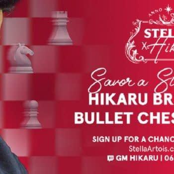 Grandmaster Hikaru Aiming To Break Chess.com Record On Livestream