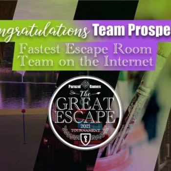 "Team Prospect Wins Paruzal Games' ""The Great Escape"" Tournament"