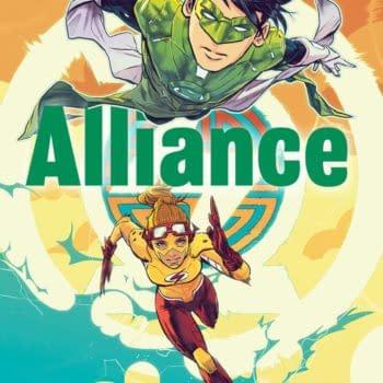 Green Lantern Tai Pham Gets Sequel Graphic Novel, Alliance