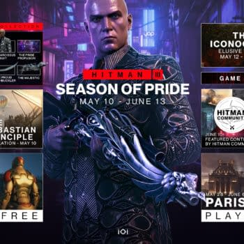 IO Interactive Rundown Hitman 3's Season Of Pride Roadmap