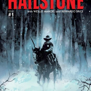 Hailstone Horror Anthology to Launch as Comixology Original