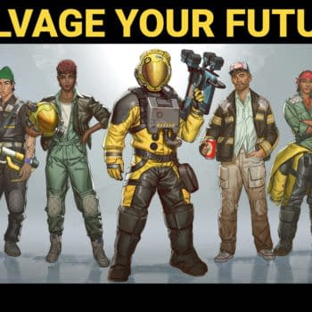 "Hardspace: Shipbreaker Adds ""Salvage Your Future"" Update"