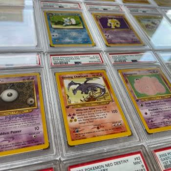 Whatnot Auctioning Off Graded Pokémon TCG Cards Throughout May