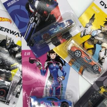 Rev Your Engines With These Sweet Overwatch Hot Wheels Cars