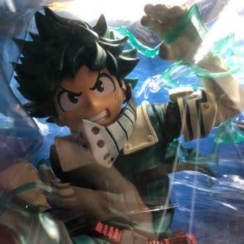 """McFarlane Toys Goes Beyond With My Hero Academia 12"""" Figures"""