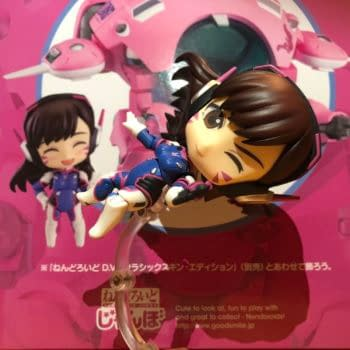 Overwatch D.Va and MEKA Come To Life With Good Smile Company
