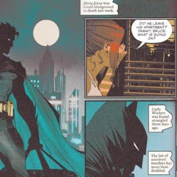 Huntress Back-Up Strip Invades Detective Comics #1036 Main Feature