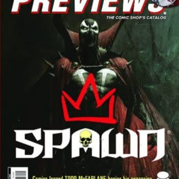 King Spawn Joins Porcelain On Diamond Previews Cover Next Week
