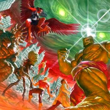 Take A Look At Alex Ross's Cover To Immortal Hulk #50 Finale