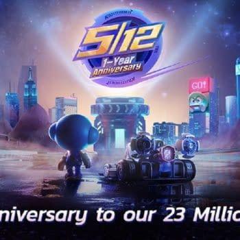 KartRider Rush+ Celebrates Its One-Year Anniversary