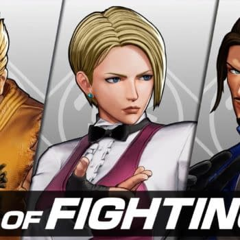 The King Of Fighters XV Shows Off Team Art Of Fighting