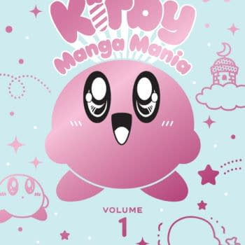 Kirby Manga Mania: Viz Media to Publish First English Edition of Manga