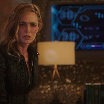 Legends of Tomorrow: Caity Lotz Talks Directing Animated Ep, Bishop