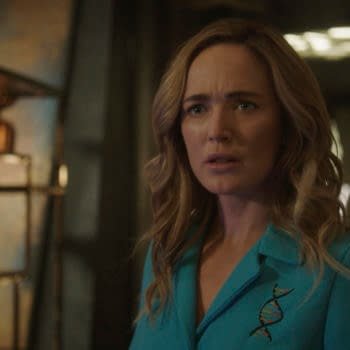 Legends of Tomorrow Season 6 E05 Preview: Caity Lotz Offers BTS Look