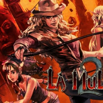 "La-Mulana 2 Will Be Getting New DLC Called ""Tower Of Oannes"""