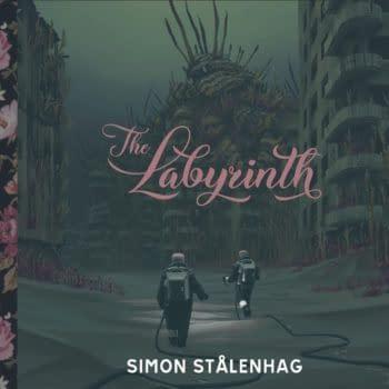 The Labyrinth: Image/Skybound to Publish New Artbook by Simon Stålenhag