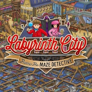 Labyrinth City: Pierre The Maze Detective Gets A PC Release Date