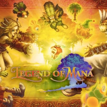Legend Of Mana Reveals More Content Before Release