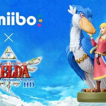 Nintendo To Release Legend Of Zelda Amiibo With Skyward Sword HD