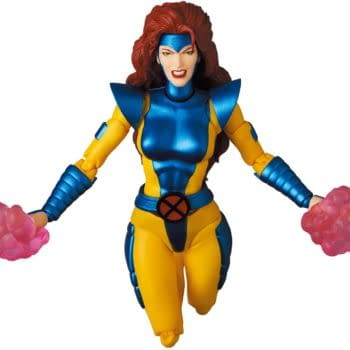 Jean Grey Joins Her Fellow X-Men With New Marvel MAFEX Figure