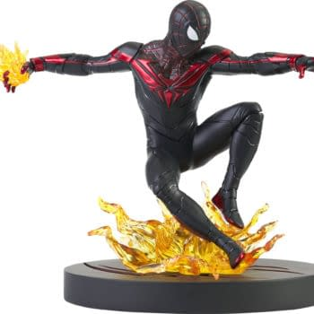 New Marvel Comics Statues Arrive From DST With Heroes and Villians