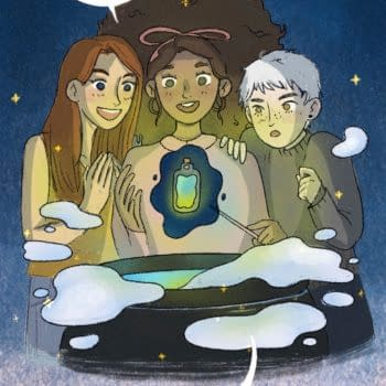 Kat Yao, Tiffany Mau, Maureen Kang's New Graphic Novel Milk Tea Magic