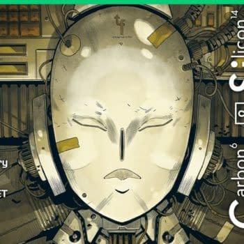 Magnetic Press Announces Double Sci Fi Graphic Novel Kickstarter