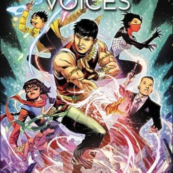 Marvel's Voices: Identity #1 Celebrates Asian Superheroes and Creators