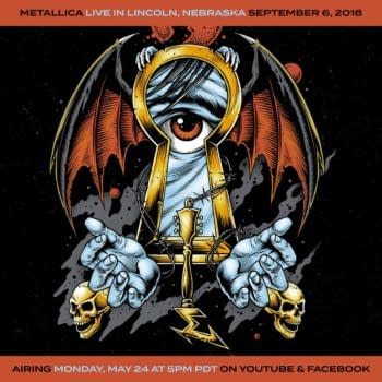 Metallica Mondays Returns For One Night Only This Monday