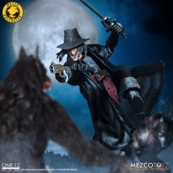 Soloman Kane Rises As Mezco Toy Debuts Their Newest One:12 Figure