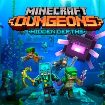Minecraft Dungeons Releases New Content