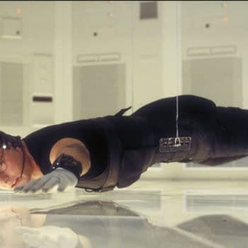 Mission: Impossible Star Tom Cruise on Iconic Stunt in 1996 film