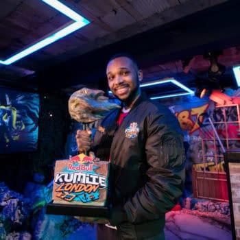 Mister Crimson Wins Red Bull Kumite London Street Fighter V Tourney
