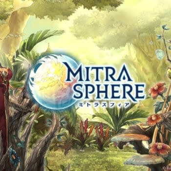 "Crunchyroll Games Announces Pre-Registration for ""Mitrasphere"""