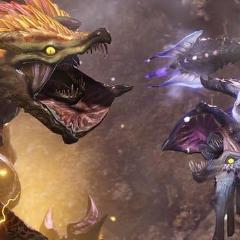 Capcom Releases A New Trailer For Monster Hunter Rise