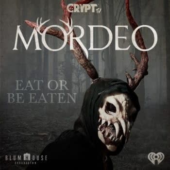 Blumhouse/Crypt Tv Team Up For New Podcast Thriller Mordeo