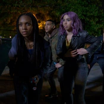Naomi: The CW Releases Preview for Kaci Walfall-Starring Series