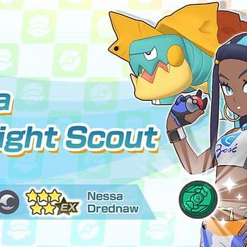 Kyogre Groudon Nessa &#038 Bea Feature In Pokémon Masters EX Events