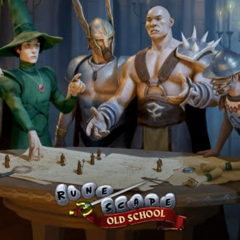 Clan Support Has Been Added To Old School RuneScape