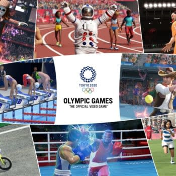 Olympic Games Tokyo 2020 – The Official Video Game Announced
