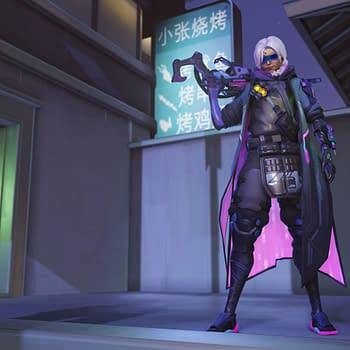 Overwatch Launches The 2021 Anniversary Event Today