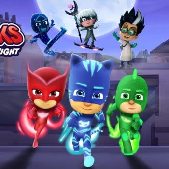 PJ Masks: Heroes Of The Night Will Be Released This Fall