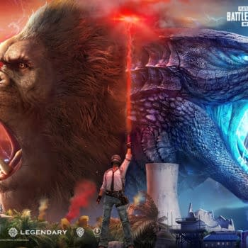 Godzilla Vs. Kong Event Has Launched In PUBG Mobile