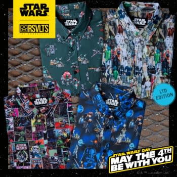 RSVLTS Celebrates May the 4th With New Star Wars Collection