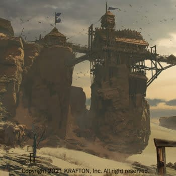 Krafton Announces Project Windless Based On Korean Fantasy Novel