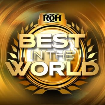 The logo for ROH Best in the World